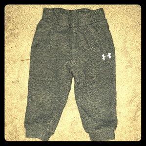 Under armour 18 months boy pants